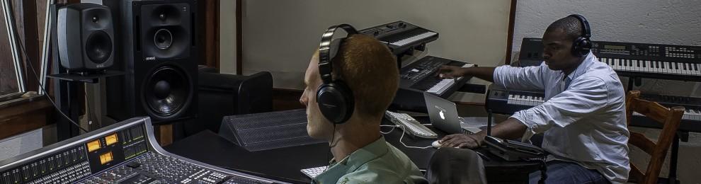 Recording Studio is Complete
